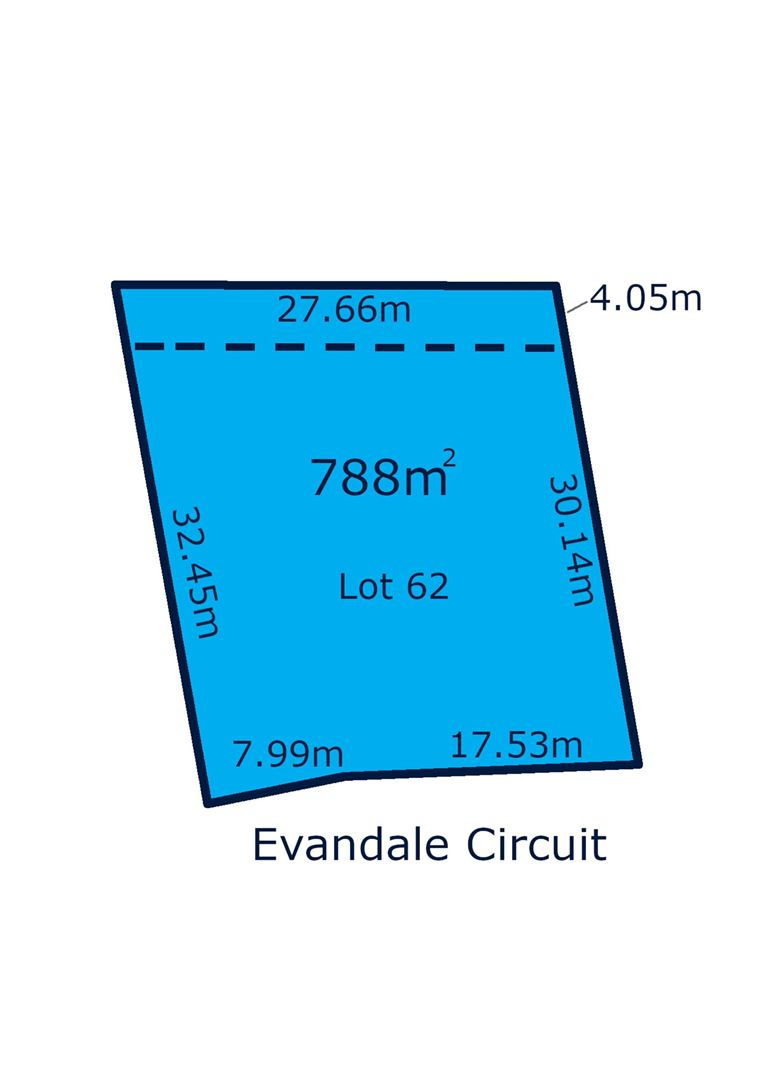 Lot 62 Evandale Circuit, Happy Valley SA 5159