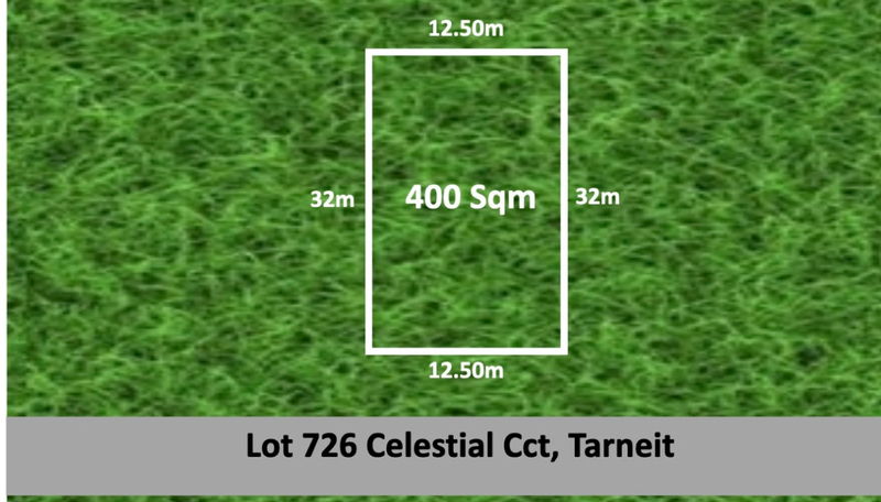 Lot 726 Celestial Circuit, Tarneit VIC 3029