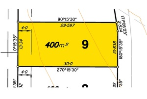 Ideal location to build your dream home!