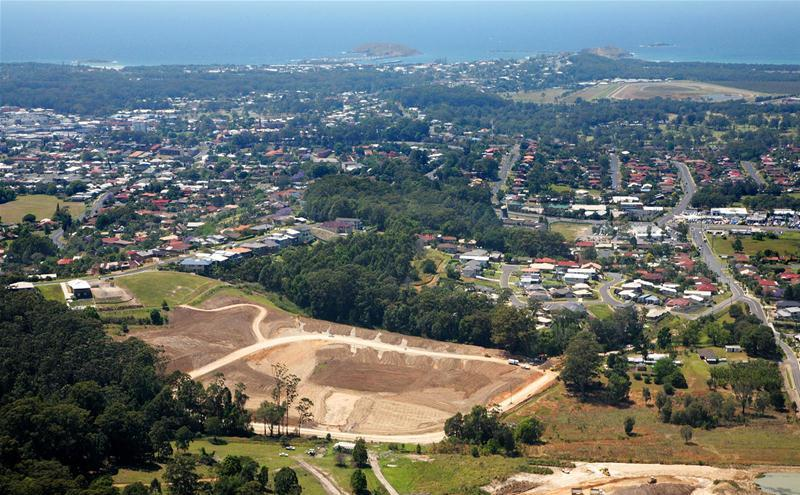 Lot/32 The Lake Heights, Halls Road, Coffs Harbour NSW 2450