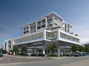 The George In Cotton Tree – Almost Complete – Just 18 Residential Apartments