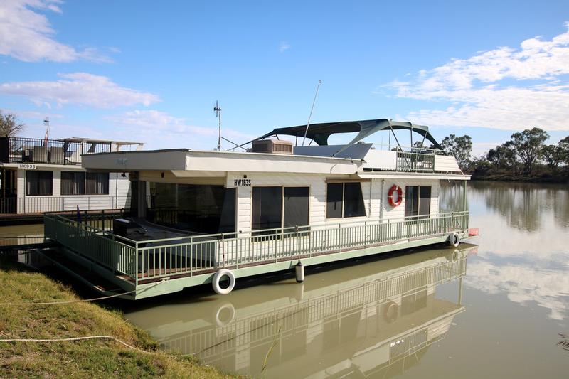 Photo - Mooring 37 Leonard Norman Drive, Waikerie SA 5330  - Image 1