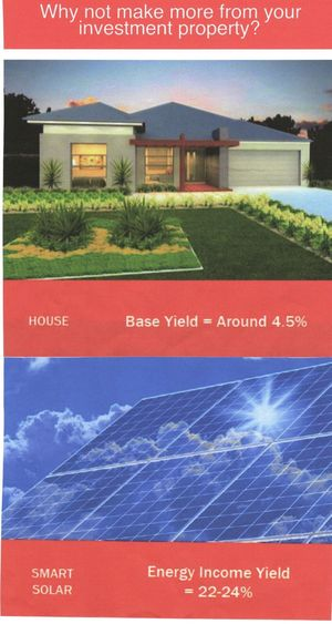 Solar Enhancement to your Property