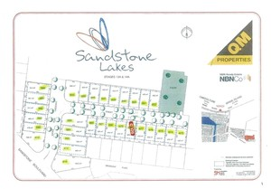 Lifestyle Lots In Sandstone Lakes