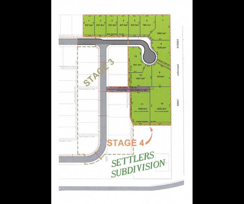 Stage 4 Lot 6 Settlers Estate - Walsh Street, Casino NSW 2470