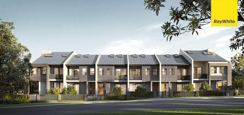 Townhouses 2 Wyralla Avenue, Epping NSW 2121