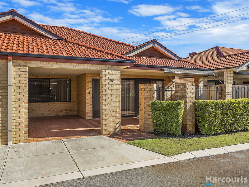 Villa 76/41 Geographe Way, Thornlie WA 6108